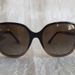 Authentic CHANEL Sunglasses 5349 Womens Brown Used